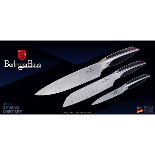 Berlinger Haus 3-dielna sada nožov Phantom Line nerez