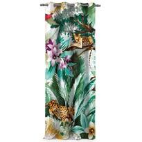 AmeliaHome Záves Oxford Wildlife, 140 x 250 cm