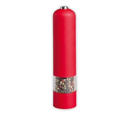 Râșniță electrică culoarea roșie