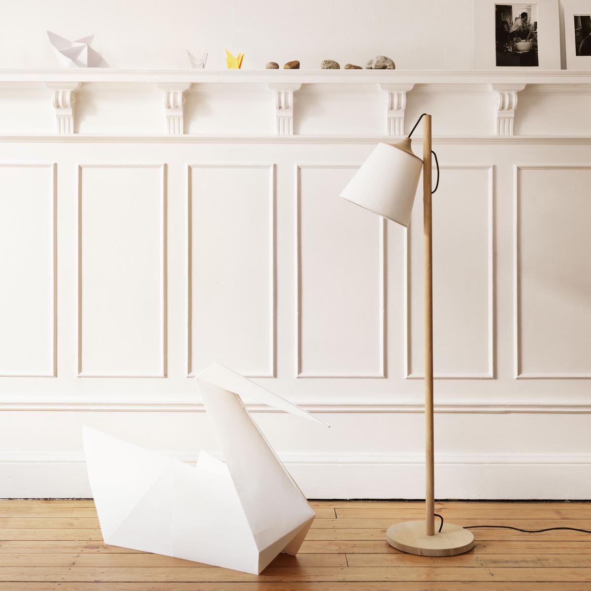 Muuto Stojací lampa Pull 150 cm