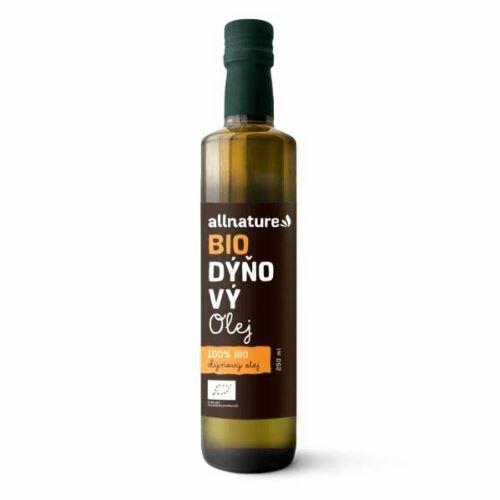 Allnature Tekvicový olej BIO 250 ml