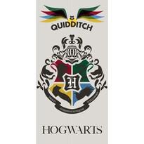 Osuška Harry Potter Metlobalové Tímy, 70 x 140 cm
