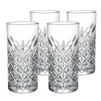 Set pahare long drink Mäser Timeless, 4 piese