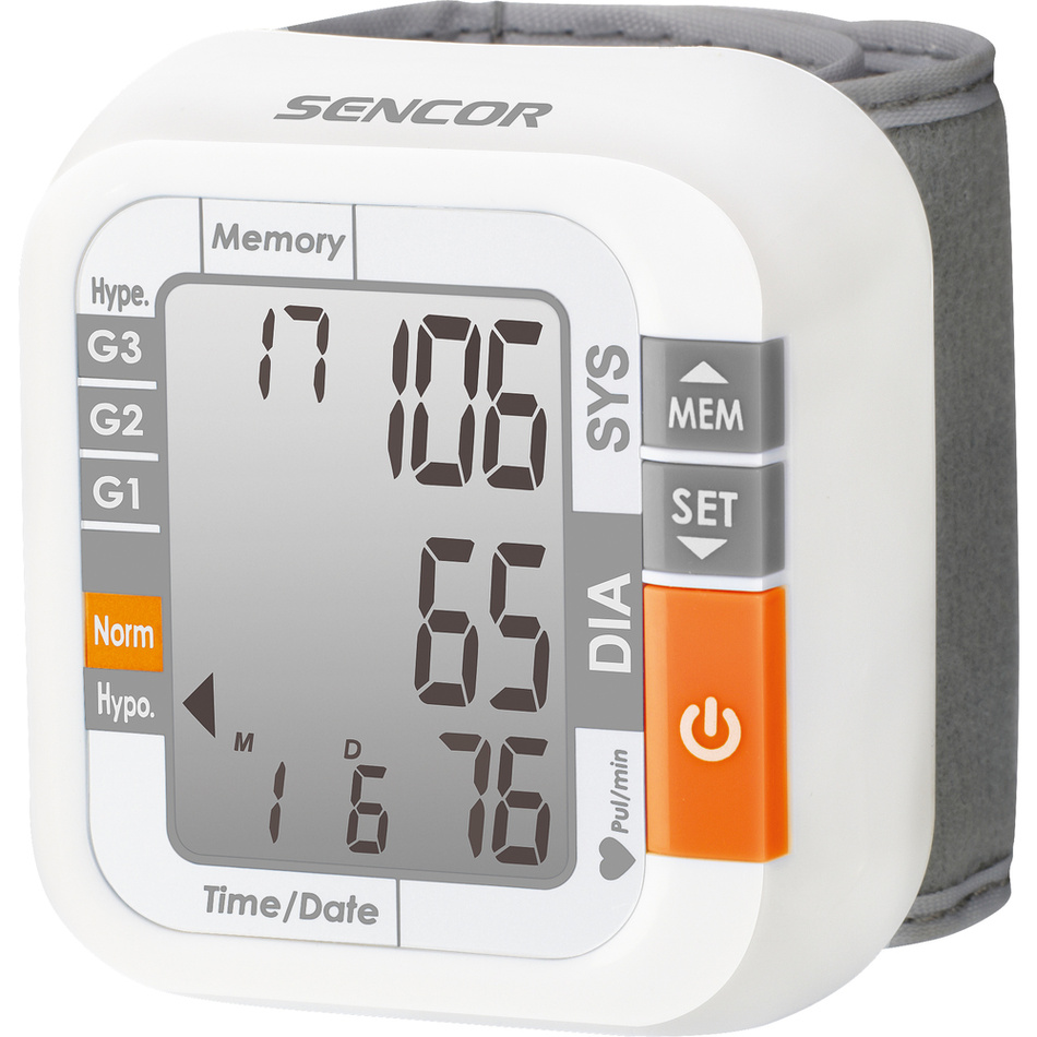 Digitálny tlakomer SBD 1470, SENCOR