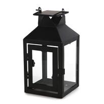 Altom Kovový dekoratívny lampáš Mate, 10,5 x 21 cm