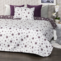 Cuvertură de pat 4 Home Stars, 220 x 240 cm, 2 buc. 40 x 40 cm