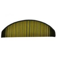 Nášľap Carnaby zelená, 24 x 65 cm