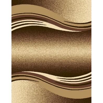 Kusový koberec Enigma 9358 Brown, 120 x 170 cm