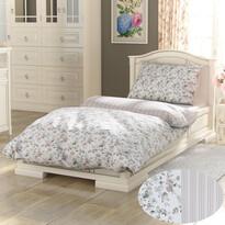 Kvalitex Provence Viento pamut ágynemű, bézs, 140 x 200 cm, 70 x 90 cm