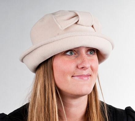 Dámský klobouk Karpet 3467, béžový, 55 / 56