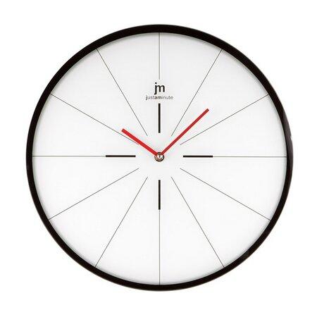Lowell 14874 nástenné hodiny, pr. 34 cm