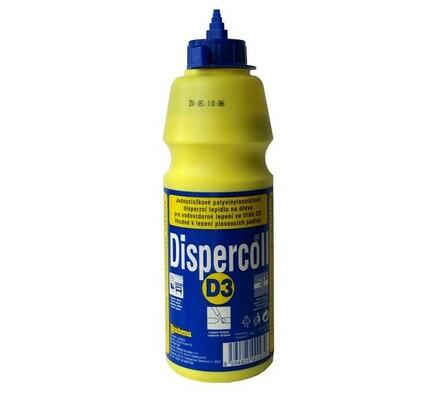 Lepidlo vodovzdorné, DISPERCOLL D3 (s aplikátorem), 500 g, Druchema