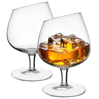 2-dielna sada pohárov na whisky