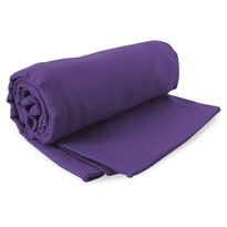 Prosop DecoKing Fitness Ekea, violet, 40 x 80 cm