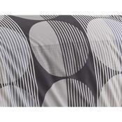 Bavlněné povlečení Zara šedá, 140 x 200 cm, 70 x 90 cm