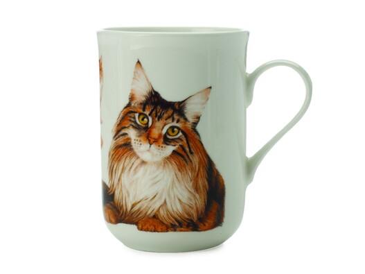Maxwell & Williams Pets Mývalí kočka hrnek 300 ml