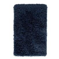 AmeliaHome Blană Karvag albastru închis, 100 x 150 cm