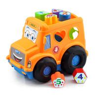 Wkładanka dla najmłodszych Baby Autobus, 30cm
