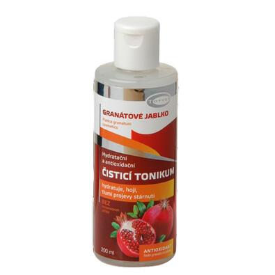 Topvet Antioxidant čistící tonikum granátové  jablko