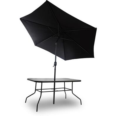 FIELDMANN FDZN 5005 Zahradní slunečník pr. 2,7 m, černá