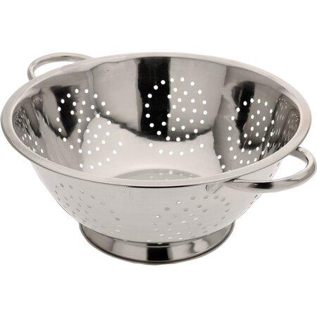 Koopman rozsdamentes acél tésztaszűrő, átmérő: 24 cm