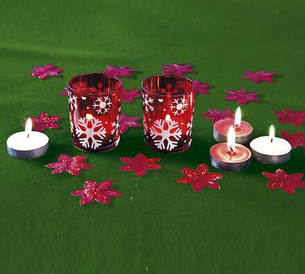 Vánoční sada svíček