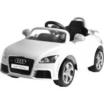 Buddy Toys BEC 7120 Elektrické autíčko Audi TT , bílá