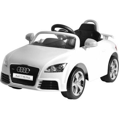 Buddy Toys BEC 7120 Elektrické autíčko Audi TT, biela