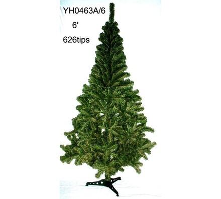 Umělý vánoční stromeček smrček 180 cm