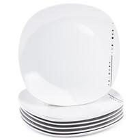Mäser 6dílná sada mělkých talířů Fadilla , 25 cm