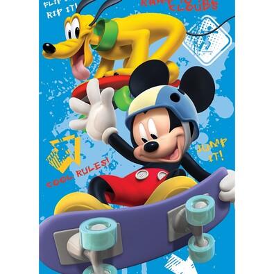 Dětská deka Mickey, 100 x 150 cm