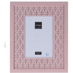 Fotorámeček Trento růžová, 28,5 x 23,5 cm