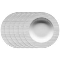Mäser Sada hlbokých tanierov Angelina 23 cm, 6 ks