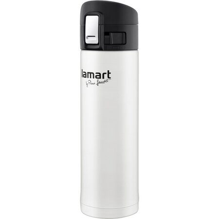 Lamart LT4043 Branche termosz, 0,42 l, fehér