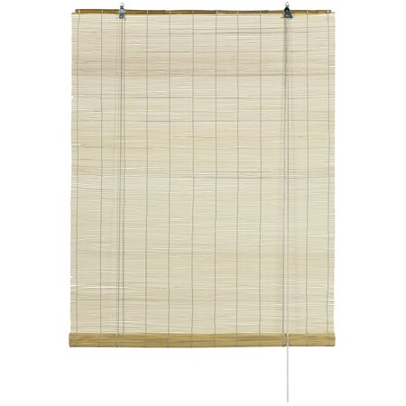 Roleta bambusowa naturalna, 120 x 160 cm