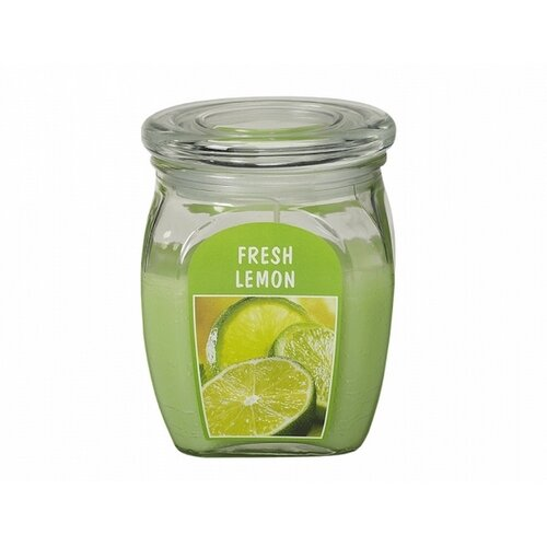 Svíčka Bolsius v dóze Fresh Lemon 12092 mm