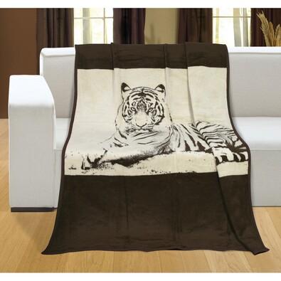 Koc Karmela plus Tygrys 150 x 200 cm