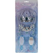 Koopman Dziecięcy zestaw biżuterii Magic princess, niebieski