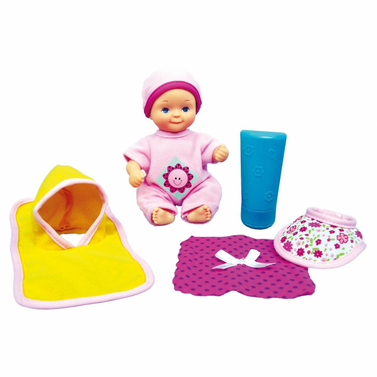 Bino Mini Baby set - růžová