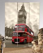 Paravan London and Paris