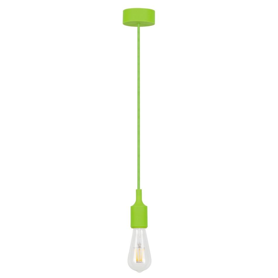 Rabalux 1415 Roxy závěsné svítidlo, zelená