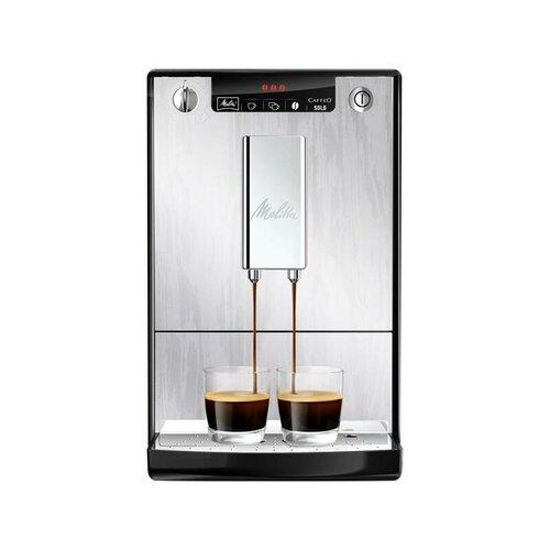 MELITTA Solo Strieborná kávovar