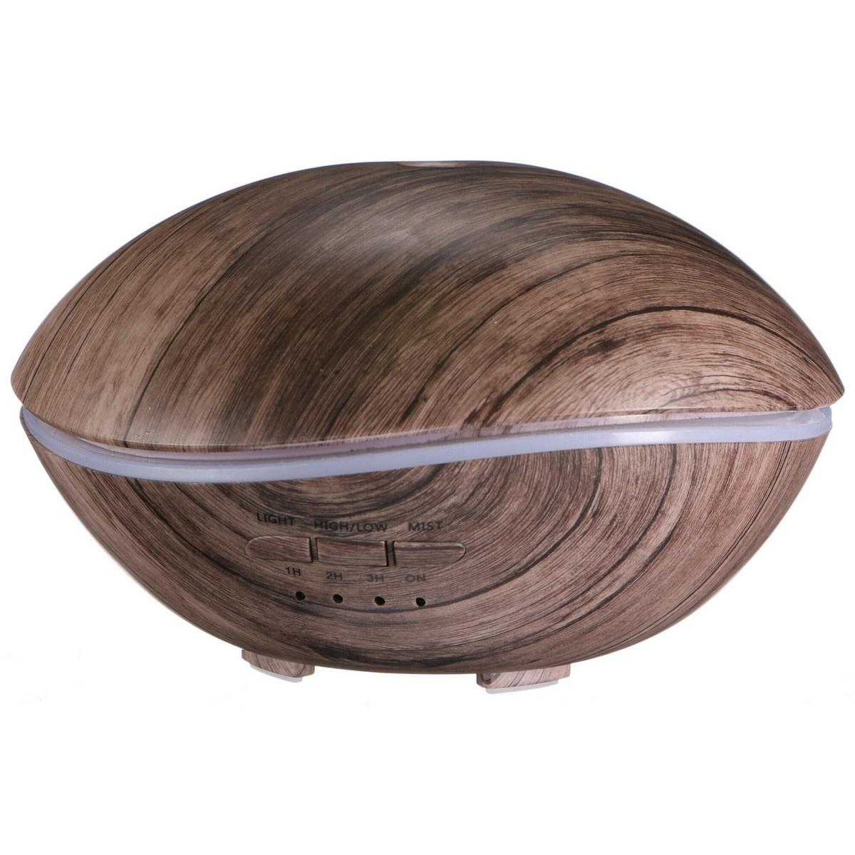 Sixtol Aróma difuzér Stone sivé drevo, 500 ml,