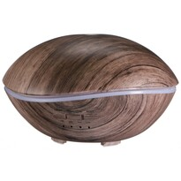 Sixtol Aroma difuzér Stone šedé dřevo, 500 ml