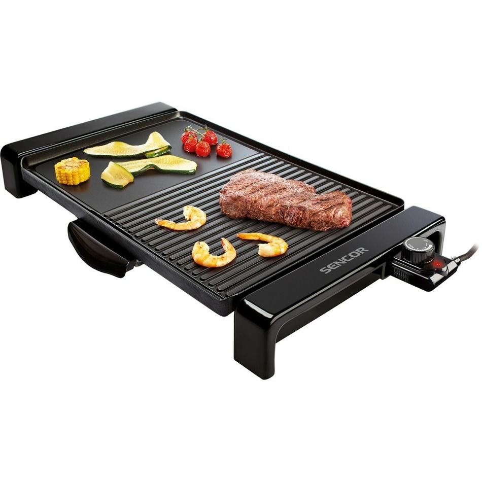 Elektryczny grill Sencor SBG 106 BK