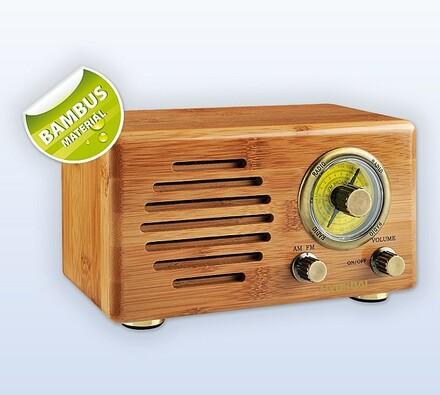 Radiopřijímač Hyundai RA 410B RETRO
