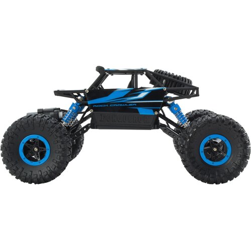 Buddy Toys BRC 18.611 Auto na diaľkové ovládanie RC Rock Climber, modrá