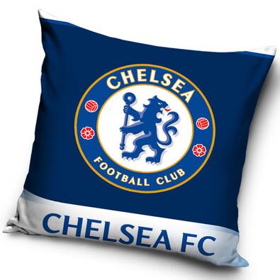 Pernă Chelsea FC Dark blue, 40 x 40 cm