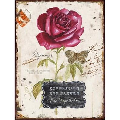 Obraz Carte postale růže