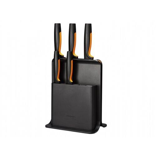 Functional Form Plastový blok s piatimi nožmi FISKARS 1057554